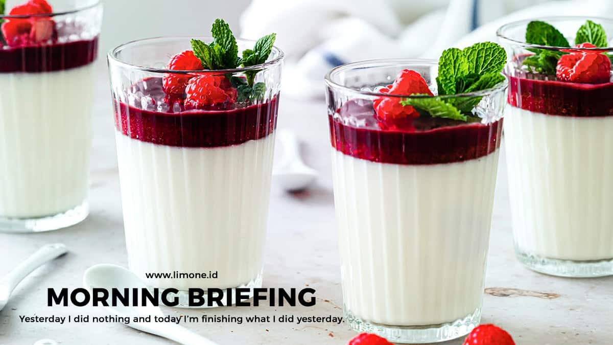 Morning Briefing 17 Mei 2021