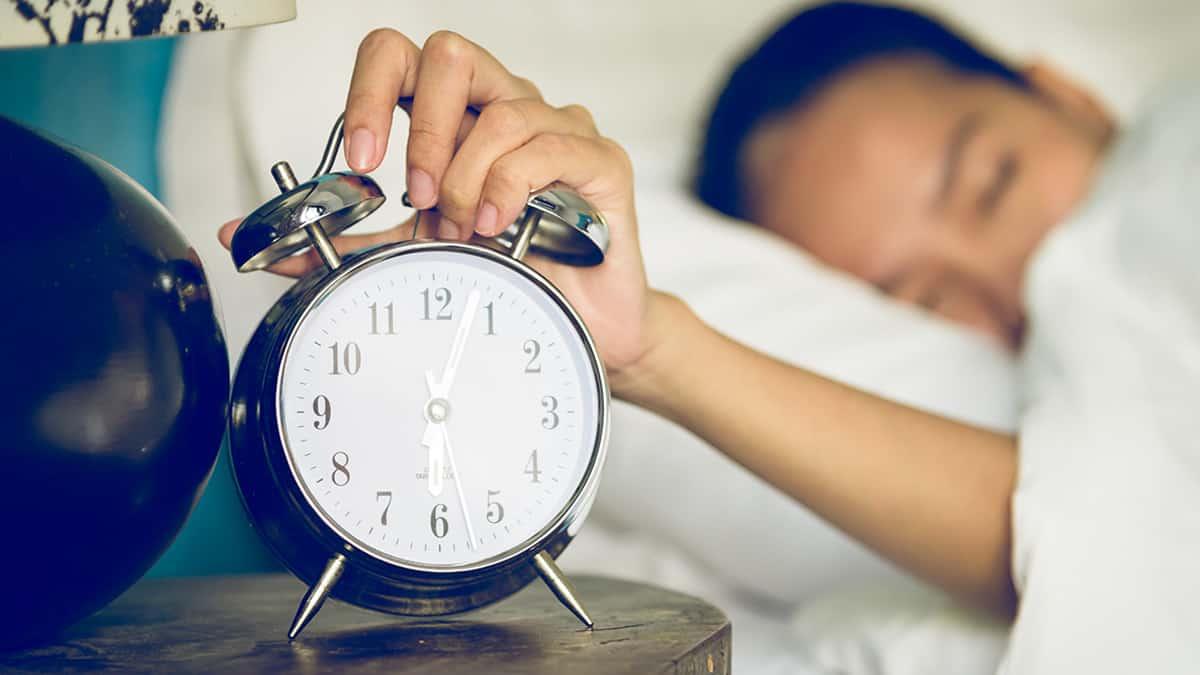 Sedikit tidur