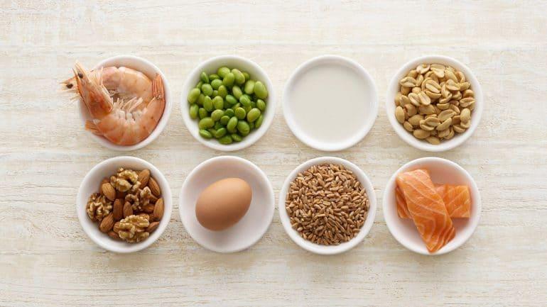 alergi protein