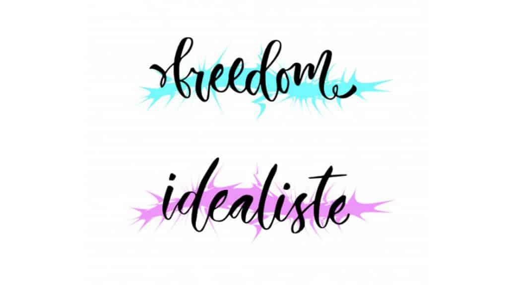 idealis adalah