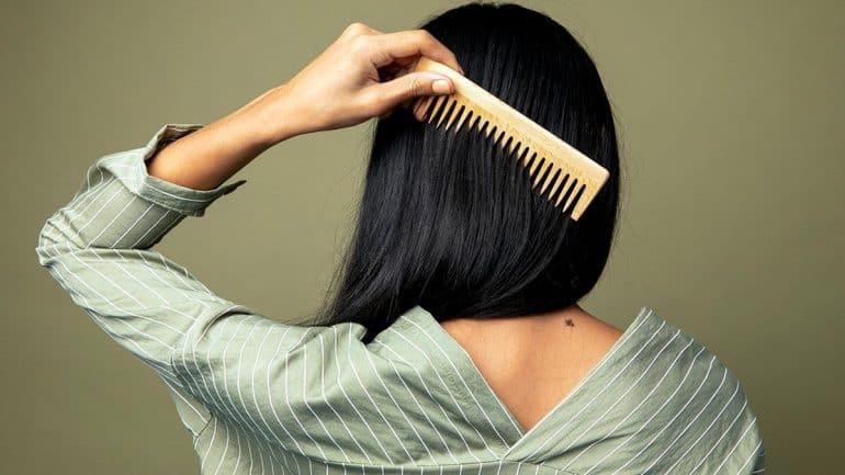 smoothing rambut