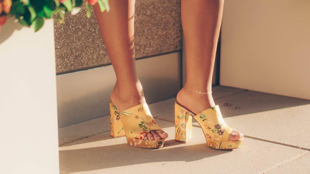 ukuran sandal