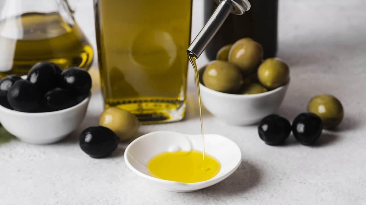 minyak zaitun asli