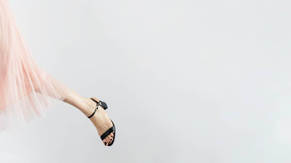 sandal kondangan