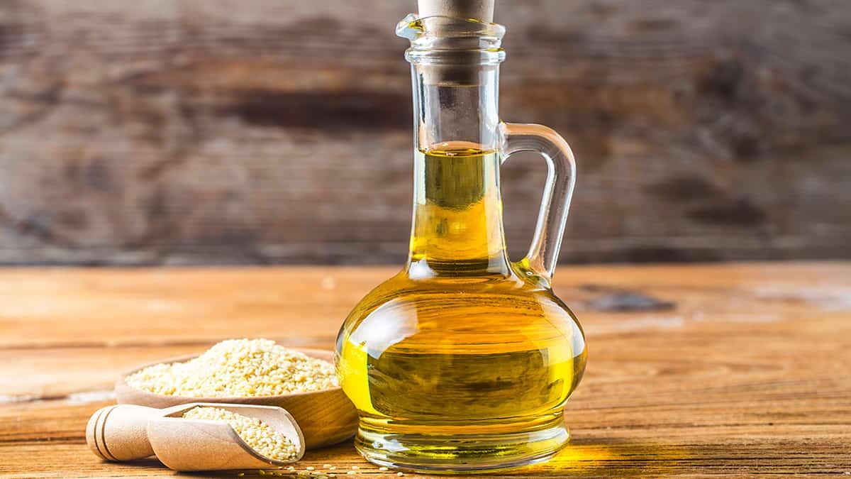 kegunaan minyak wijen