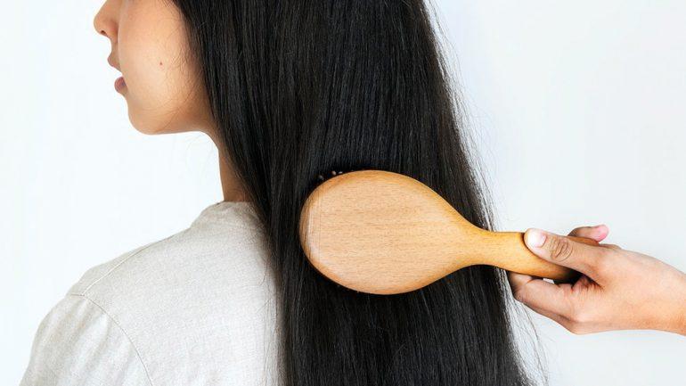 rebonding rambut