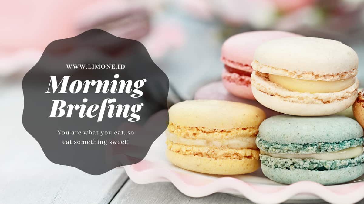 Morning Briefing 17 September 2021