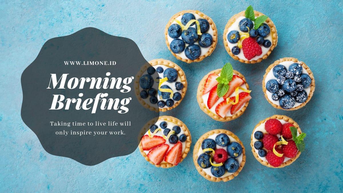 Morning Briefing 24 September 2021