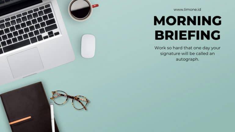 Morning Briefing 9 September 2021