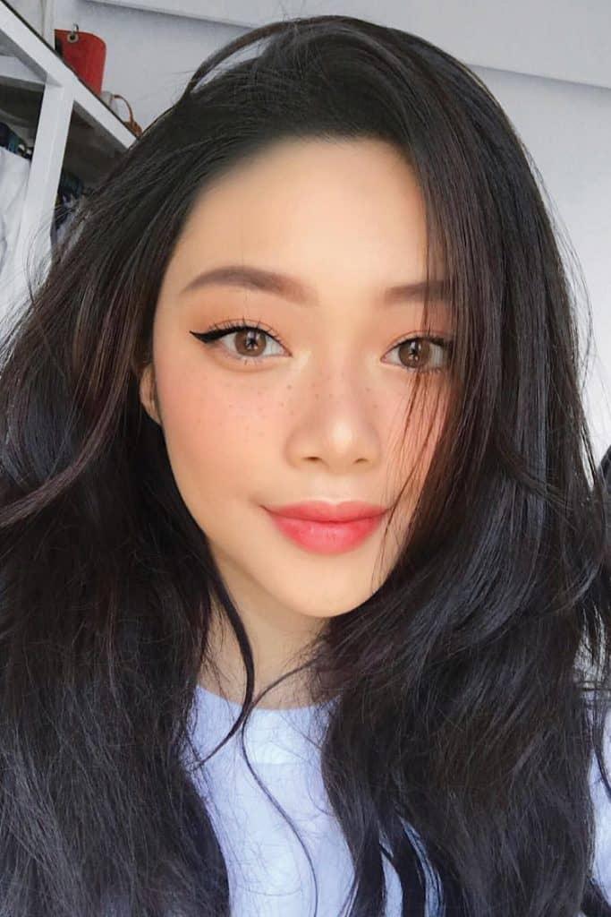 bold make up