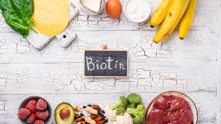 manfaat biotin