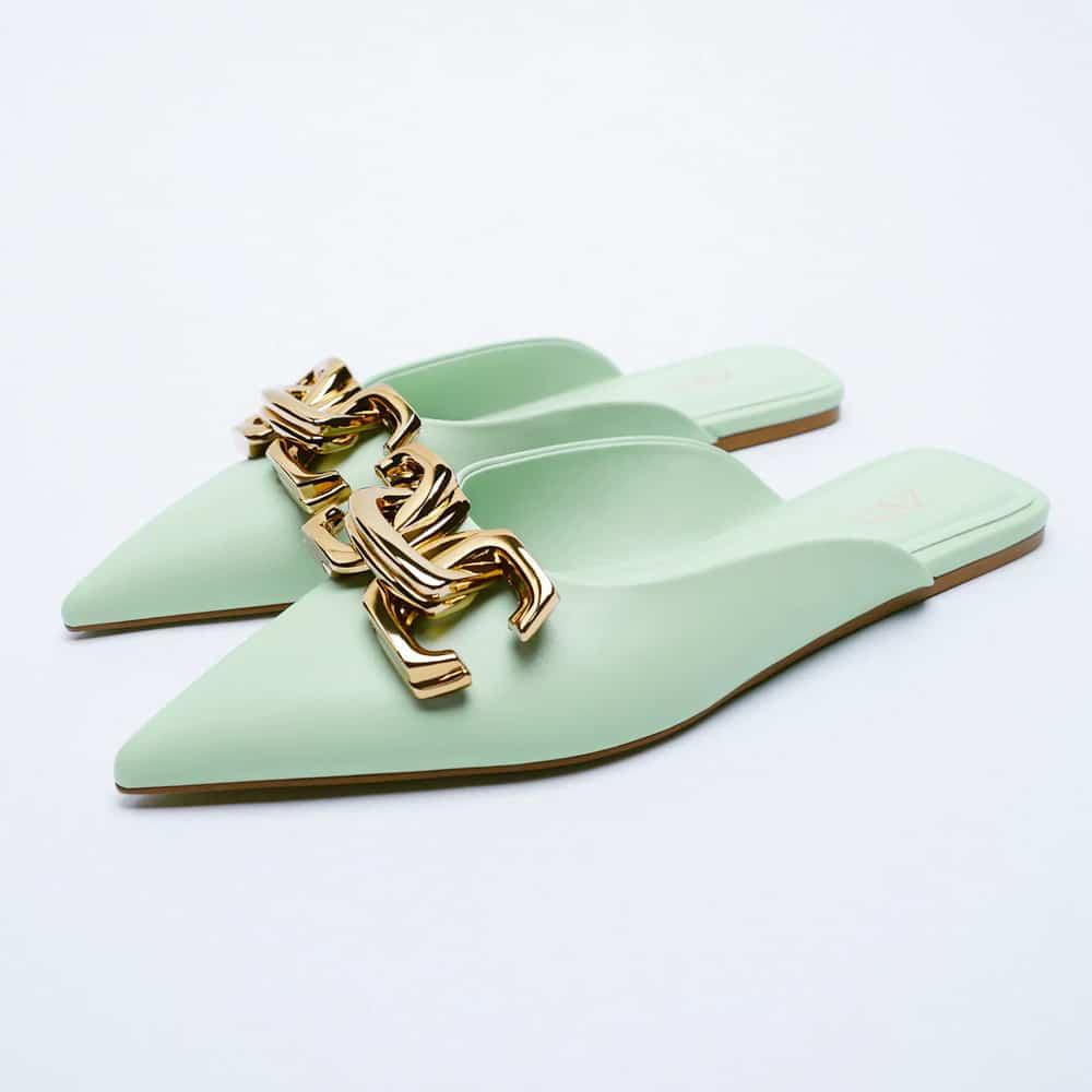 sandal selop