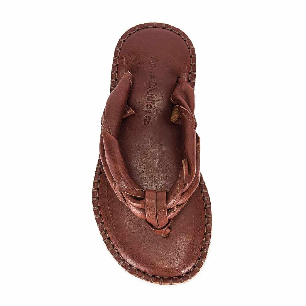 sandal teplek