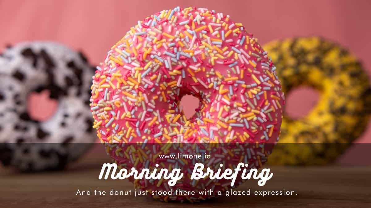 Morning Briefing 26 Oktober 2021