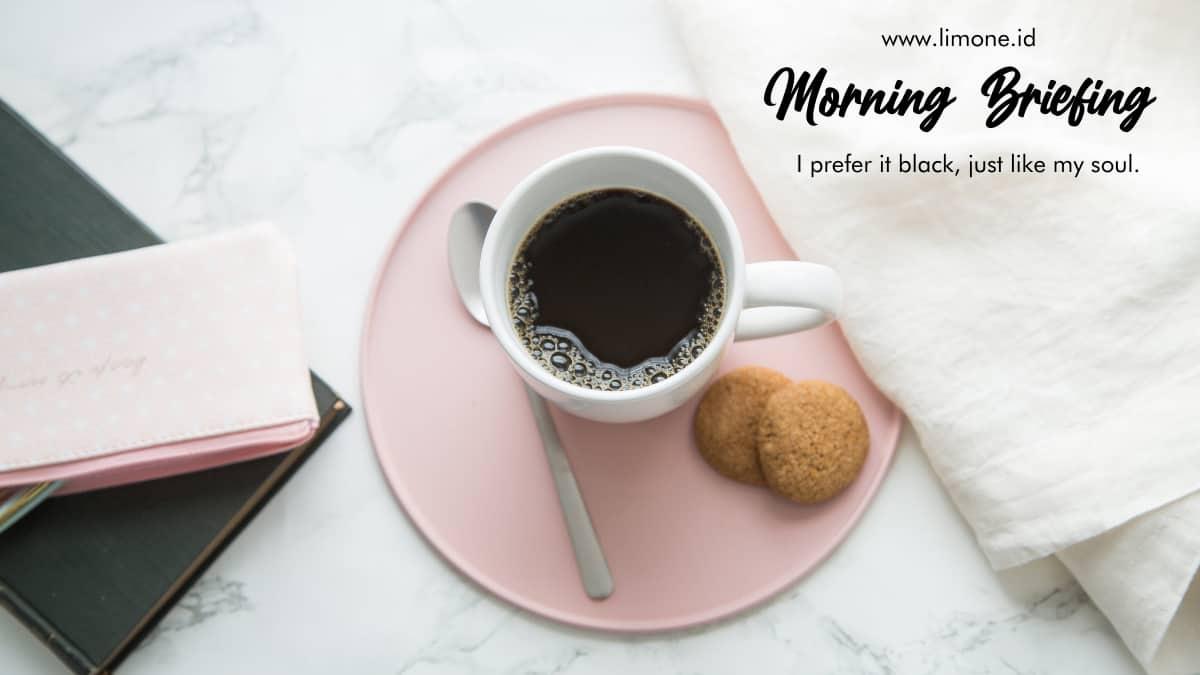 Morning Briefing 7 Oktober 2021